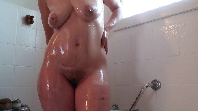 Lactating Milky Tits Pawg Hot Body Oiling 13
