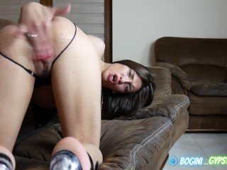 Polish porn start masturbation compilation