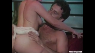 Classic Pornstar Legend Joanna Storm Fucked By John Leslie in Vintage Scene