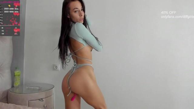 Babe;Big Tits;Brunette;Verified Amateurs;Solo Female big-boobs, wet-pussy, tease