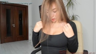 Charming_girls Красотка с большой грудью наслаждается членом