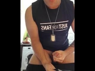 Marc mcaulay scottish porn star cumshot...