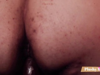 Juicy JOI & Teases With Her Hairy Squirting Pussy