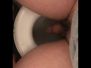 Peeing from a cute little japanese dick 2...