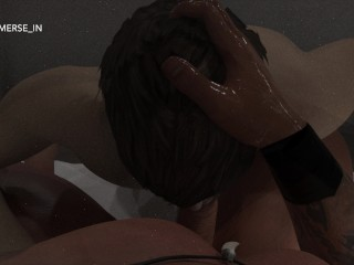 Deepthroat blowjob sound pov part 2...
