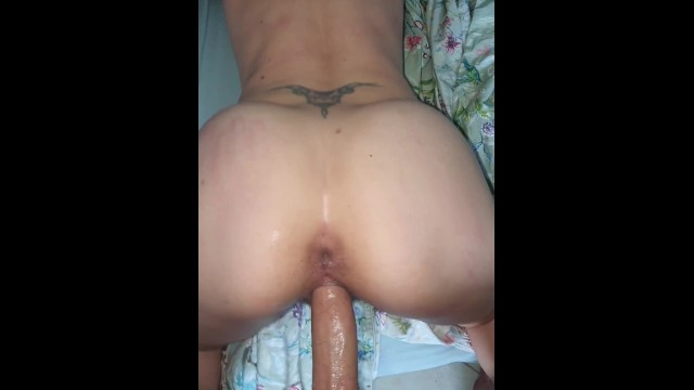 POV ANAL DESTRUCTION PAWG HOT MILF ANAL SQUIRTING 14