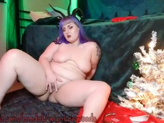 Christmas krampus...