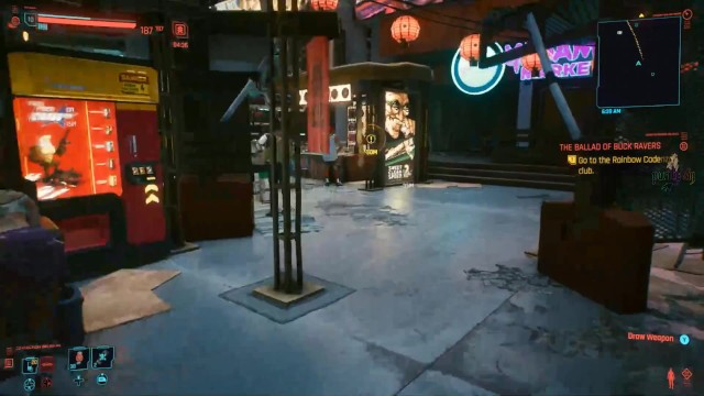 Exploring Cyberpunk 2077 Part 9 3
