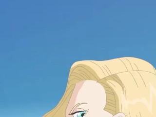 Android 18 - Perfect Assjob - Dragon Ball - Cartoon Hentai - DBZ P69