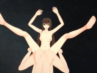 HAKUNO KISHINAMI FUTANARI TAMAMO NO MAE FATE