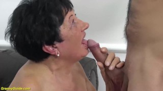 82 years old but always horny