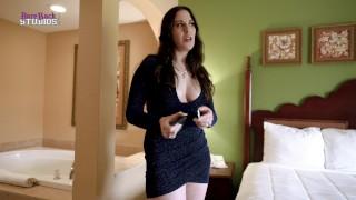 Step Mom with Big Tits Cures My Boner - Amiee Cambridge