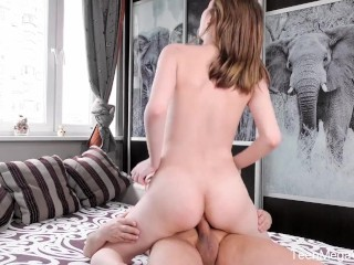 Old-n-Young – Eliza Thorn – Fix my sink to fuck me