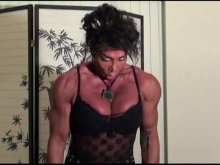 FBB Blasting Muscles at Home