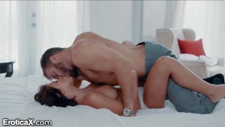 EroticaX - Adriana Chechik's Perfect Body Loves To Ride Client's Cock