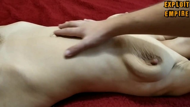 Tickling Tits And Hairy Pussy - Tickle Armpit - Tickling Bellybutton - Sexy Belly Button - Hot Saggy