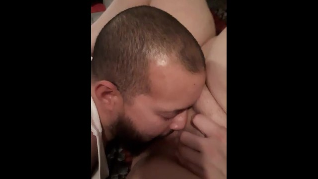 Pussy eating New Years 6