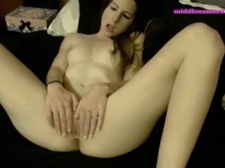 Aussie amateur babes 2nd solo video...