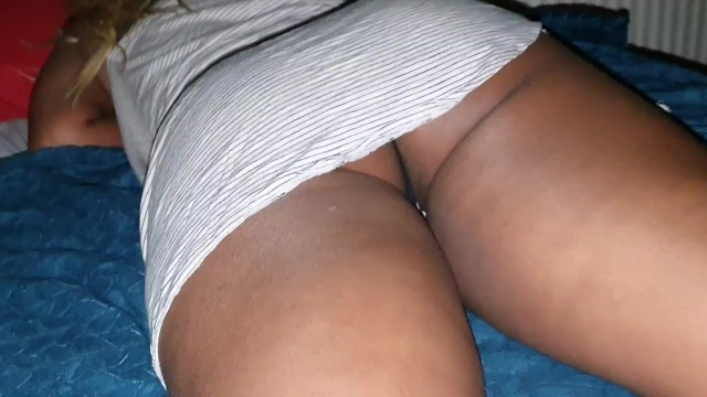 Stained panties juice pussy Discharge and