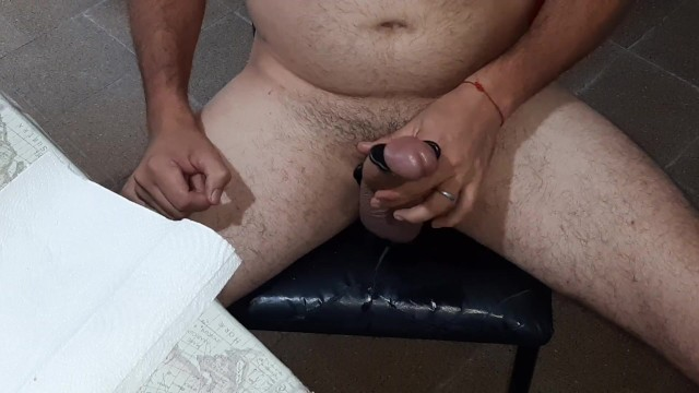 This is my huge cock spewing cum just for you! How far do you want to see? I await your comment