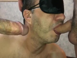 Russian soldiers fuck gay amateur...