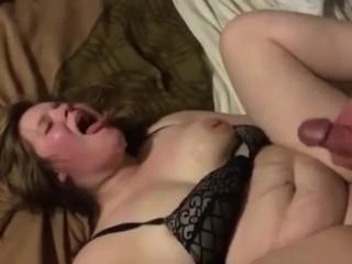 Hotel room slut takes...
