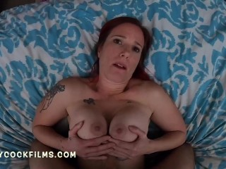 Silent Submissive Mom Gets Dominated and Used by Her Step Son - Jane Cane