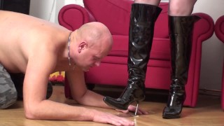 olli have to eat from bizarrlady jessicas boots