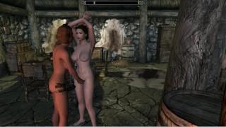 Dominant Lesbian Strapon