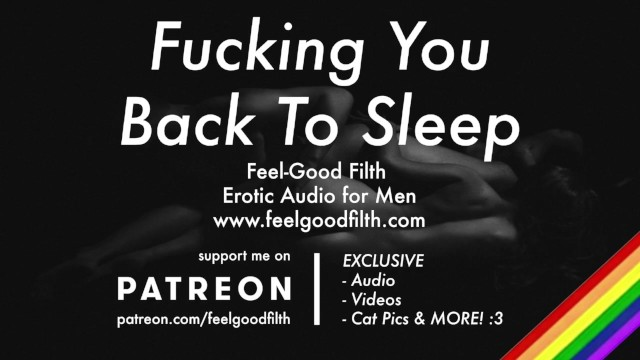 Gay men fucking big cocks on beds pictures Putting My Horny Cock Slut Back To Bed With My Big Cock Gay Dirty Talk Erotic Audio For Men Pornhub Com