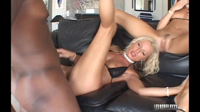 Big Black Cock Lex Steele Ass Packs Blondes Sue Diamond & Monica Sweetheart