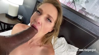 milf cheats on husband with thick dick dude