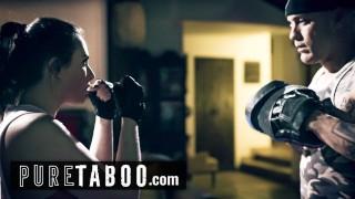 PURE TABOO Selfish Actress Casey Calvert Anal Sex Bet with Her Ex- The Stuntman