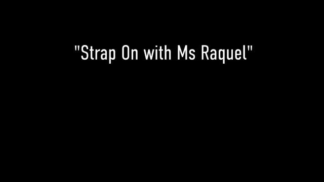 StrapOn Sex Sisters Angelina Castro & Miss Raquel Fuck & Cum 1