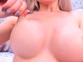 Long nipples show...