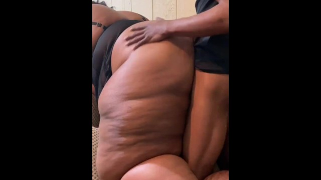 shemale female anal creampie