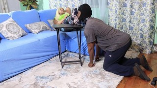 Preview- Goddess Trains Slave to LICK And SNIFF Her MEATY SOLES Extreme Smelly Feet (Part 2)