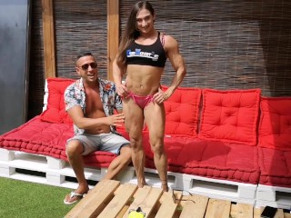 hardcore, muscle girl fuck, female orgasm, milf argentina, spanish, big cock, verified models, muscle girl, big dick, big boobs, muscle woman, argentina, musclewoman, pornovatas, fetish, milf, blowjob, big tits, pornstar, muscular men, victor bloom, karyn bayres