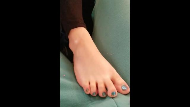 Barefoot rubbing 5