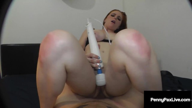 Pervy Roommate Ass Fucks Penny Pax With Warm Anal Creampie!