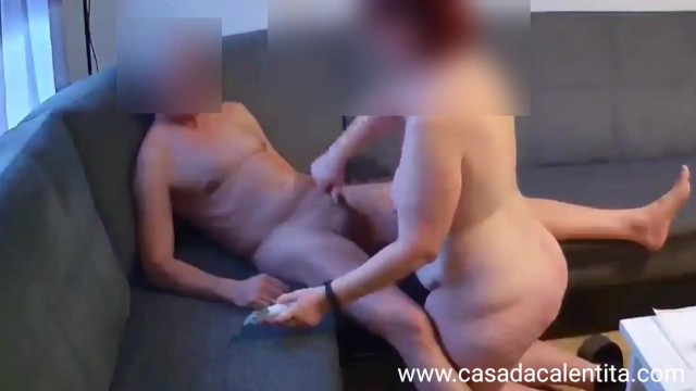 I give my husbands brother a blowjob to the end 15