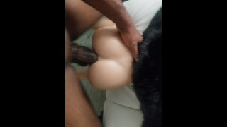 You Can Tell How Tight Her Ass Is By The Sound