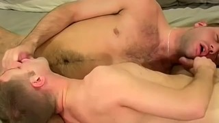 British amateurs Toby and Jake suck each other in sixty nine