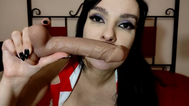 Nurse Akali loves double blowjob, double penetration, fuck anal and fun with whipped cream 20