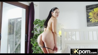 5KPORN Lustful Leanne Lace Loves Juan Lucho's Cock