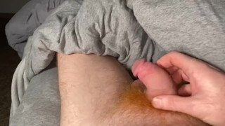 Made myself cum in the middle of the night