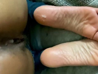 Loves to drip creampie onto...