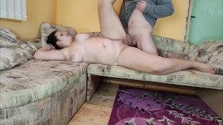 Thick Ass Step Sister Helps me to Release the Tension From my Balls