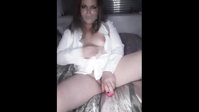 Estreme gaping pussy hole