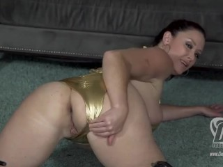 Butt fucking...